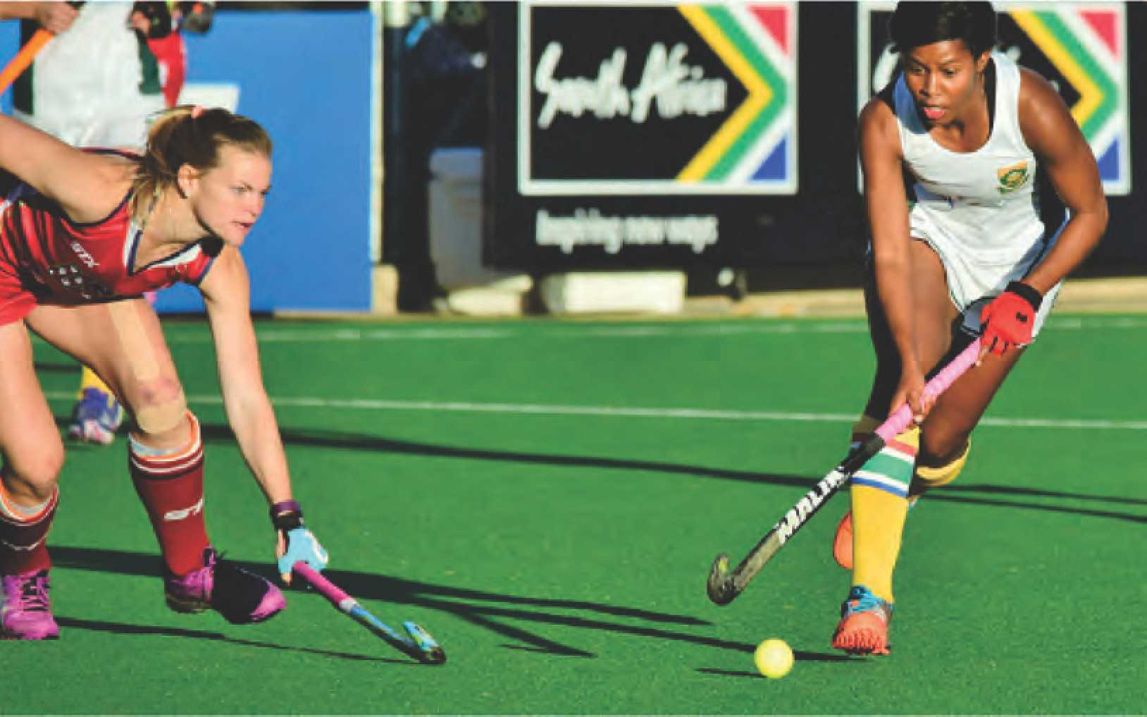 From World-Cup Hockey player to world-class teacher