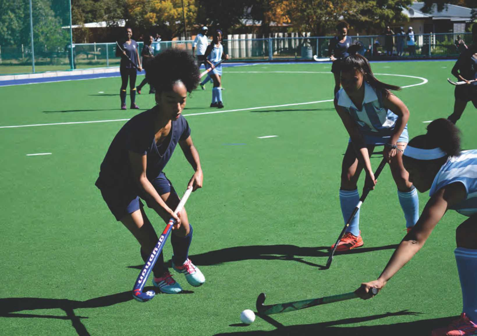 Marked improvement in First Hockey Team performance