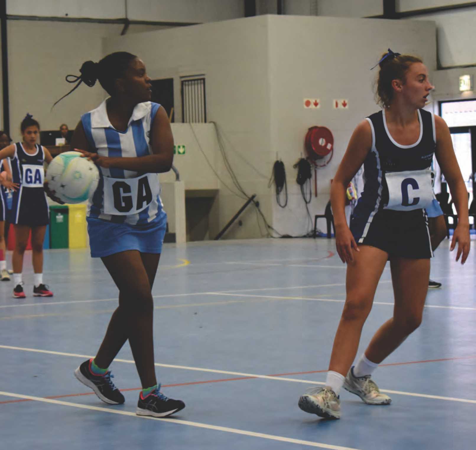 Netball goes from strength to strength